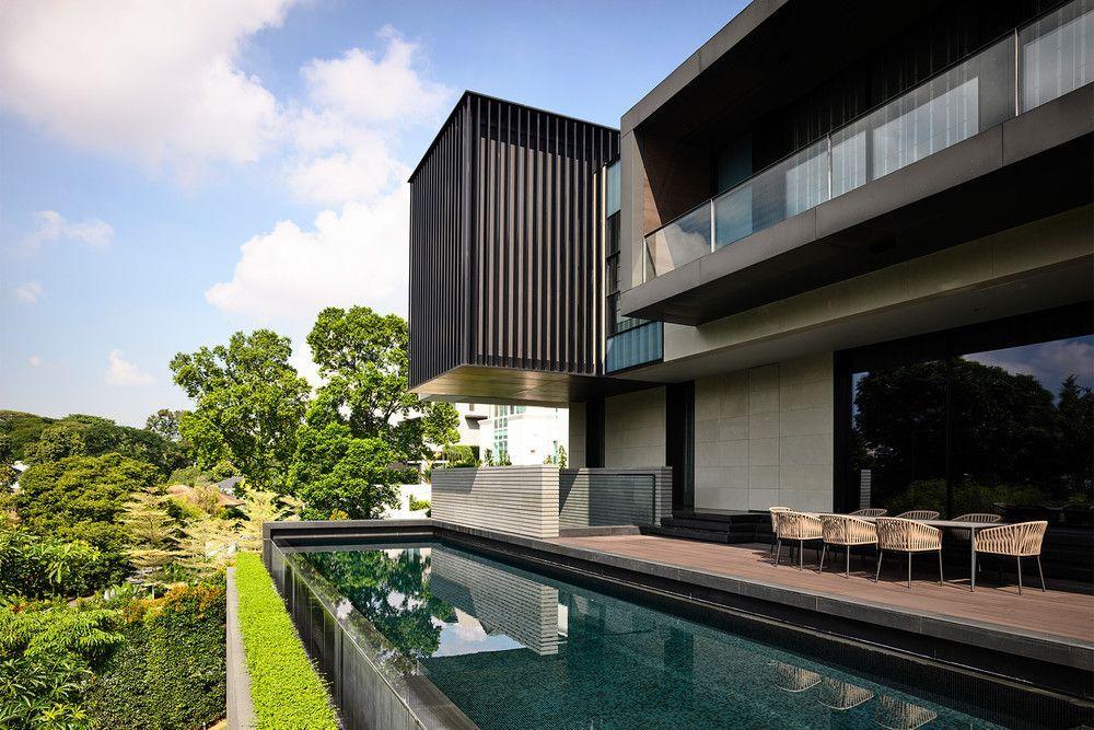 139 casa minimalista zen casa minimalista fachada una for Casa minimalista uy