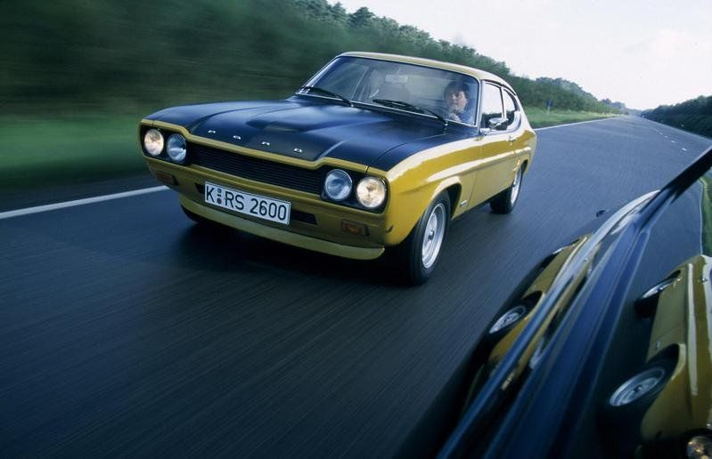 40 Years Of Capri Pictures Photos Wallpapers Top Speed Ford