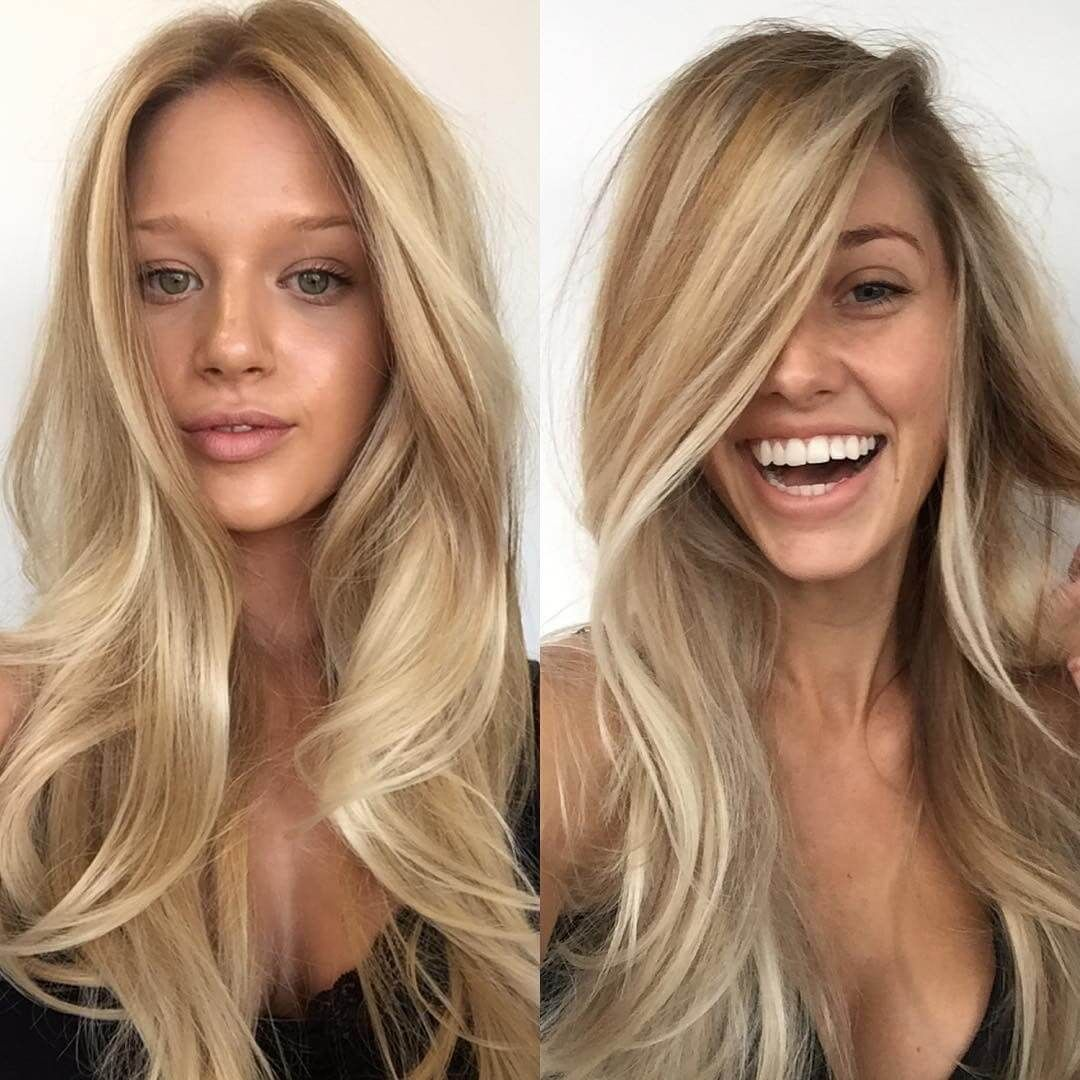 Tired Of Wearing The Same Blonde Hair Colors Check Out The Latest Blond Hairstyles For 2017 Here Honey Blonde Hair Hair Styles Hairstyle