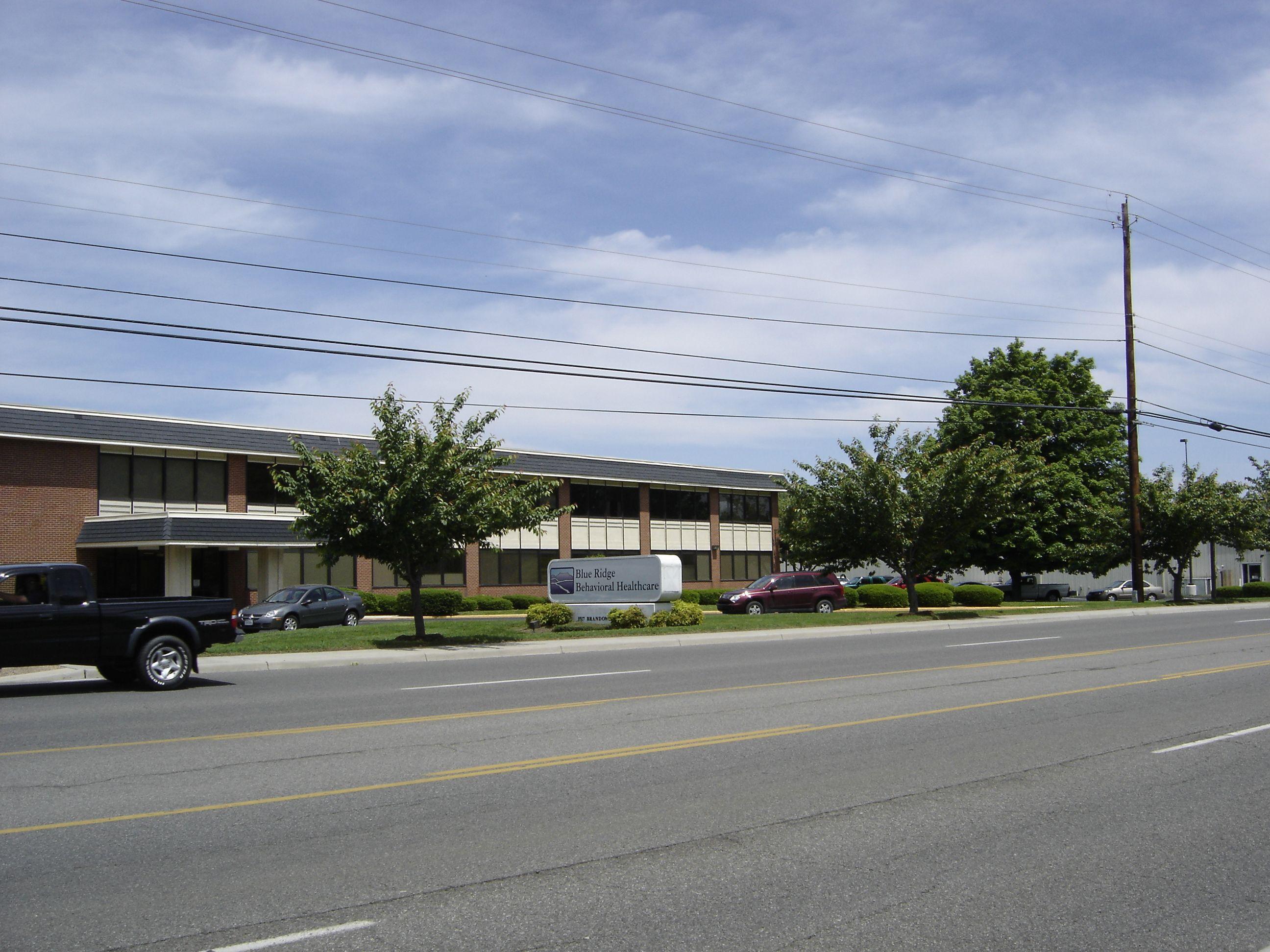 Blue Ridge Behavioral Healthcare Mb Contractors Roanoke Virginia