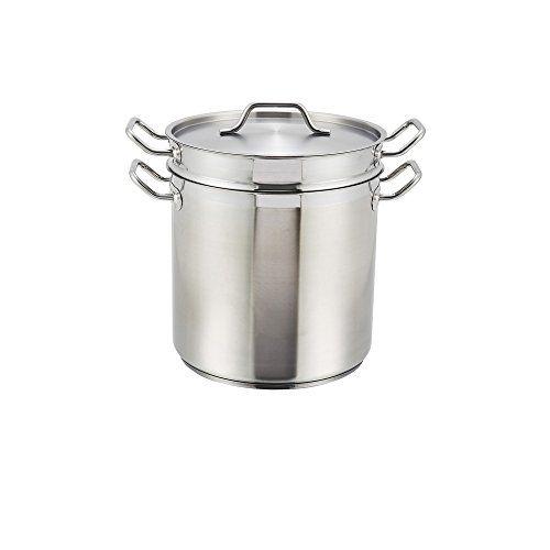 Winco Ssdb 12 12 Quart 9 3 Inch X 10 2 Inch Master Cook
