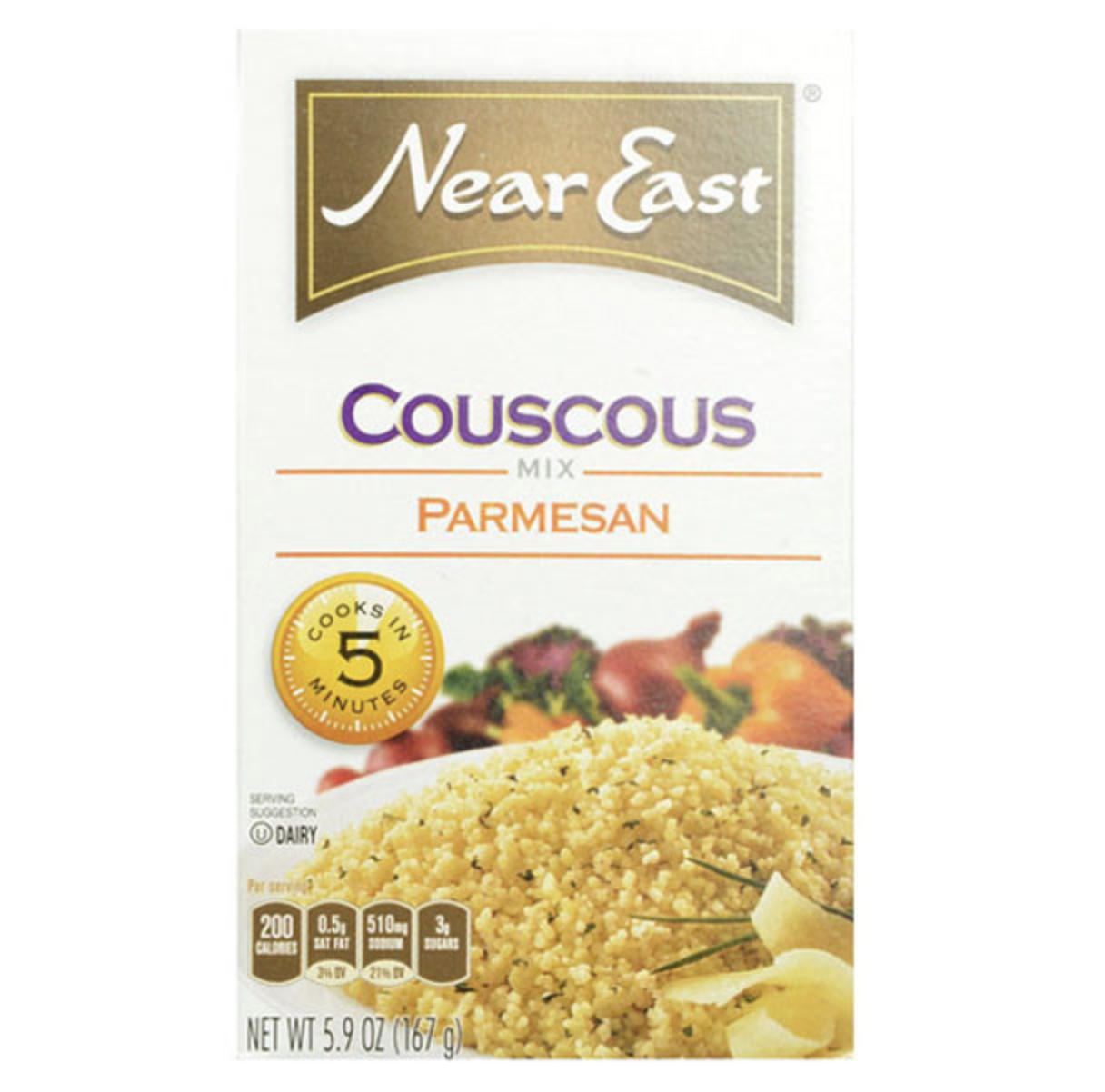 Near East Flavors Curried couscous, How to cook rice
