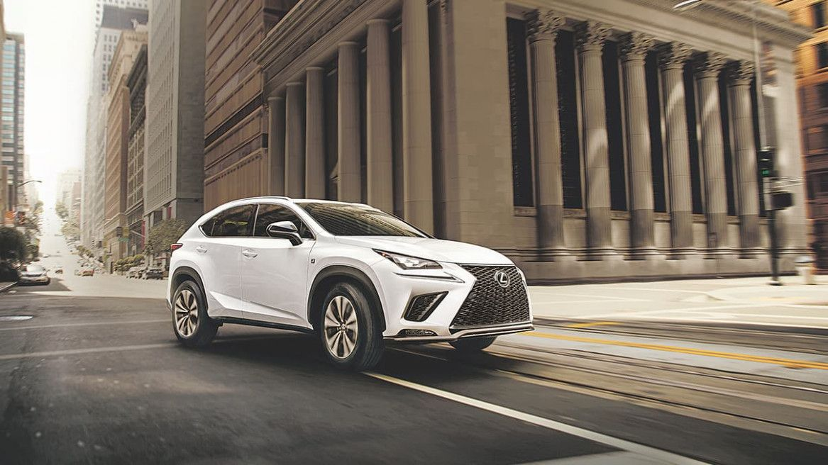 2020 lexus small SUV Release Date