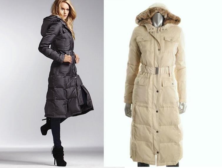 Plaszcz Puchowy Victoria Secret S 36 5202757887 Oficjalne Archiwum Allegro Outfits Fashion Winter Jackets