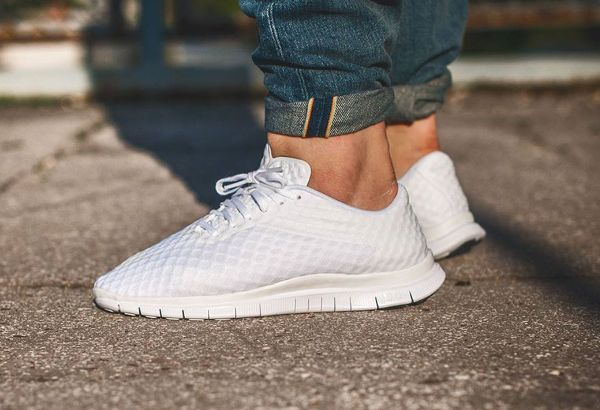 14cc2a6bfc92 The Cleanest Nike Free Hypervenom Low The Cleanest Nike Free Hypervenom Low  Nike Free Hypervenom Low White . ...