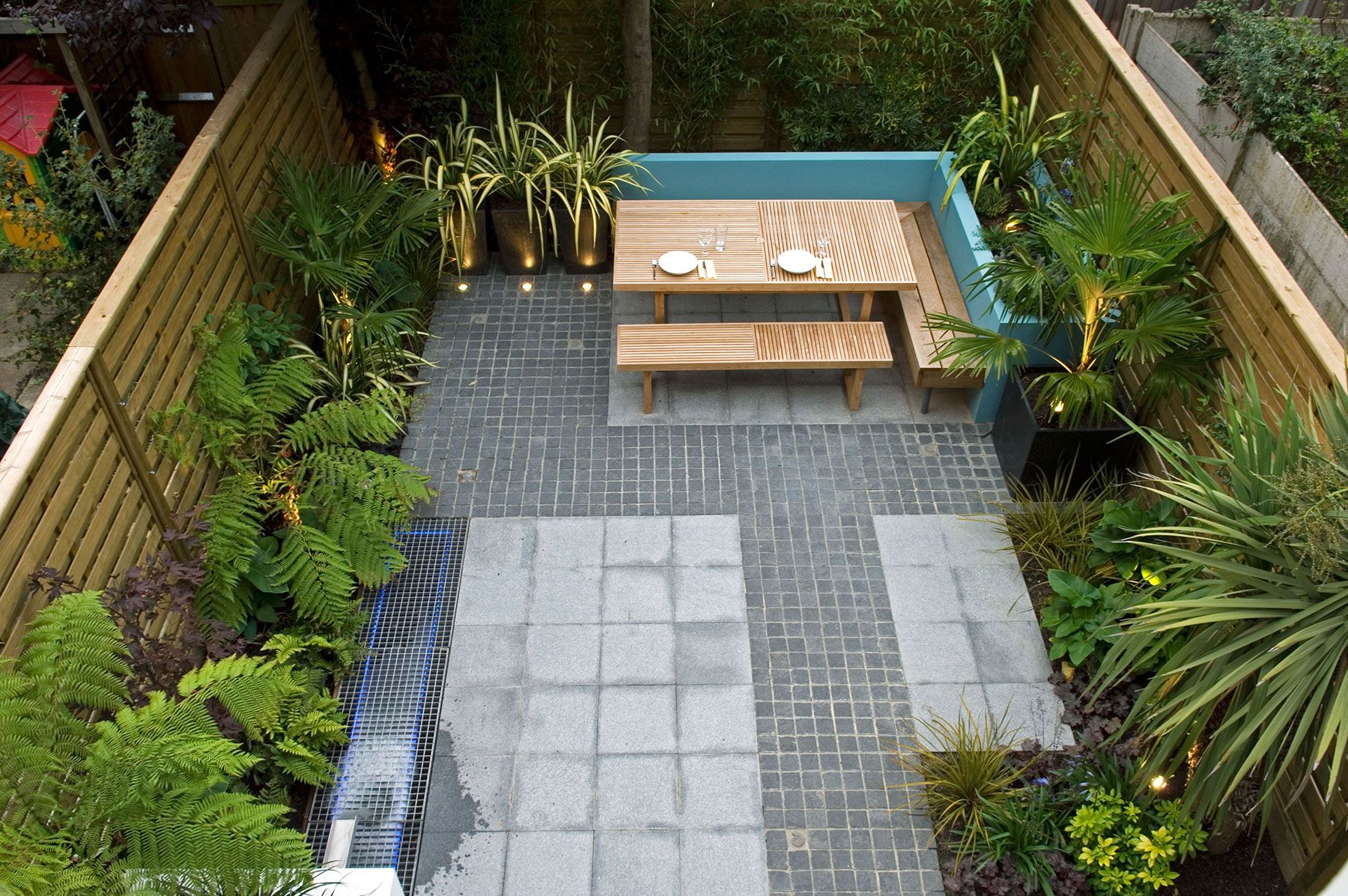 Garden design London Landscapers Wimbledon JARDINES GARDENS