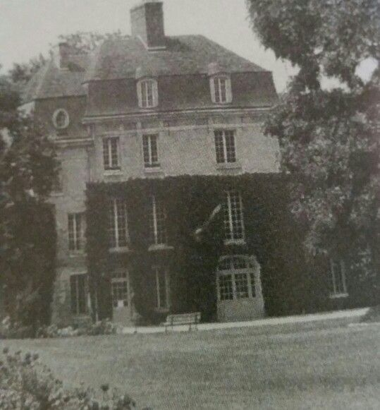 39 royallieu 39 where gabriel lived with etienne balsan as his for Balsan france