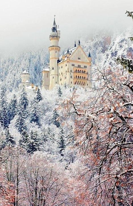 Log In Tumblr Neuschwanstein Castle Castle Bavaria Beautiful Places