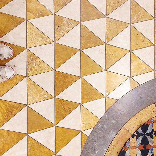 Regram @clementinestudio #ihavethisthingwithfloors