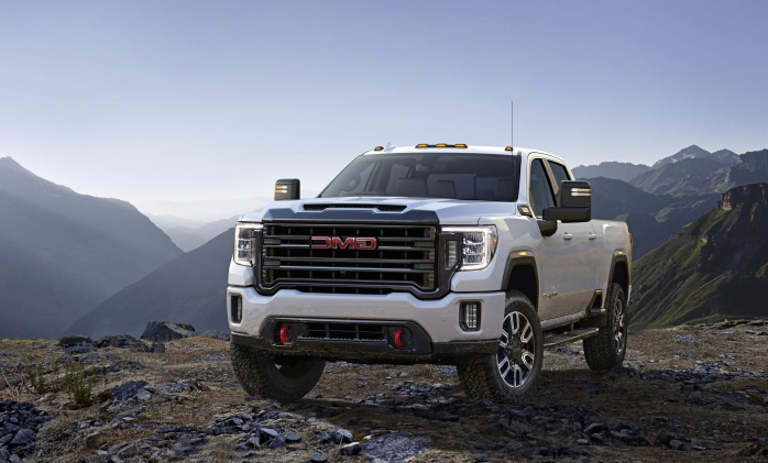 2020 Gmc Sierra Hd At4 Specs Interior Price Colors
