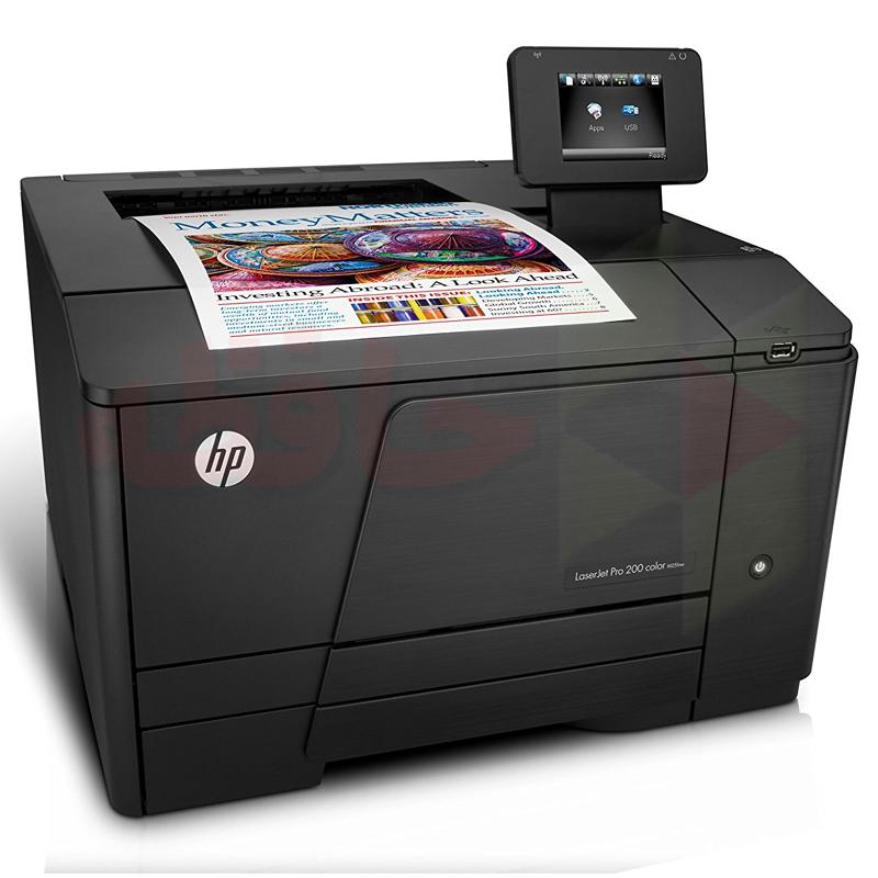 پرينتر ليزري رنگی اچ پي مدل Hp Laserjet Pro M251nw Laser Printer Toner Wireless Printer Laser Printer