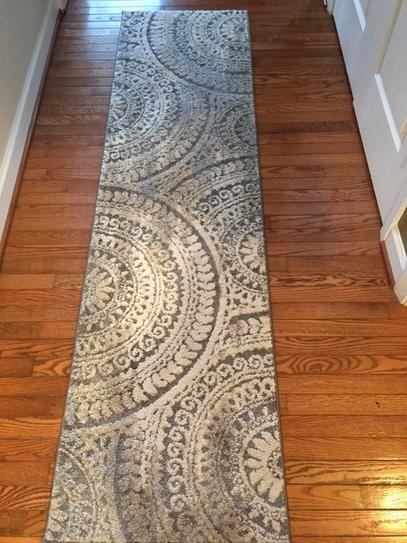 Home Decorators Spiral Medallion Rug