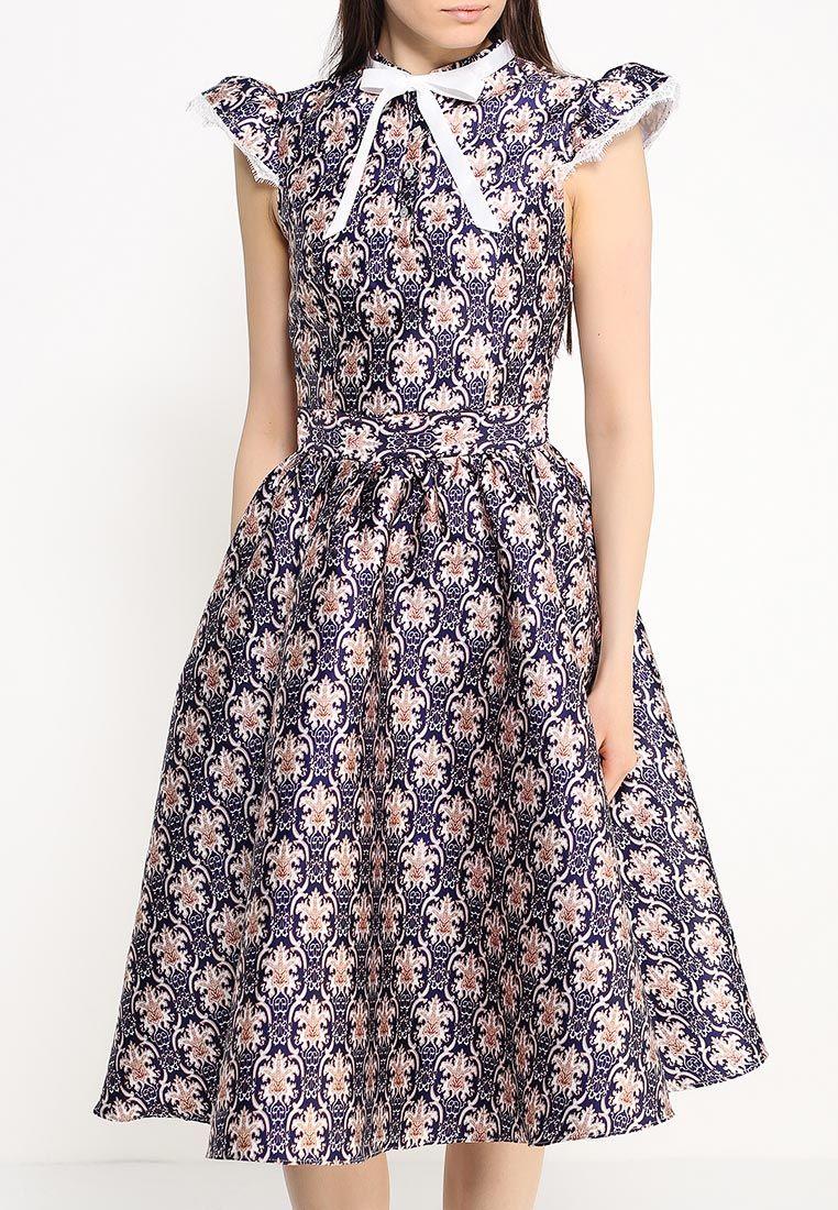 Платье LAMANIA купить за 5 170руб LA002EWGWP68 в интернет-магазине Lamoda.ru