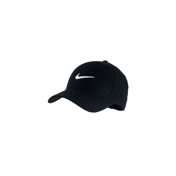 72e808c7481 Nike Classic Swoosh Cap ( 19) ❤ liked on Polyvore featuring accessories