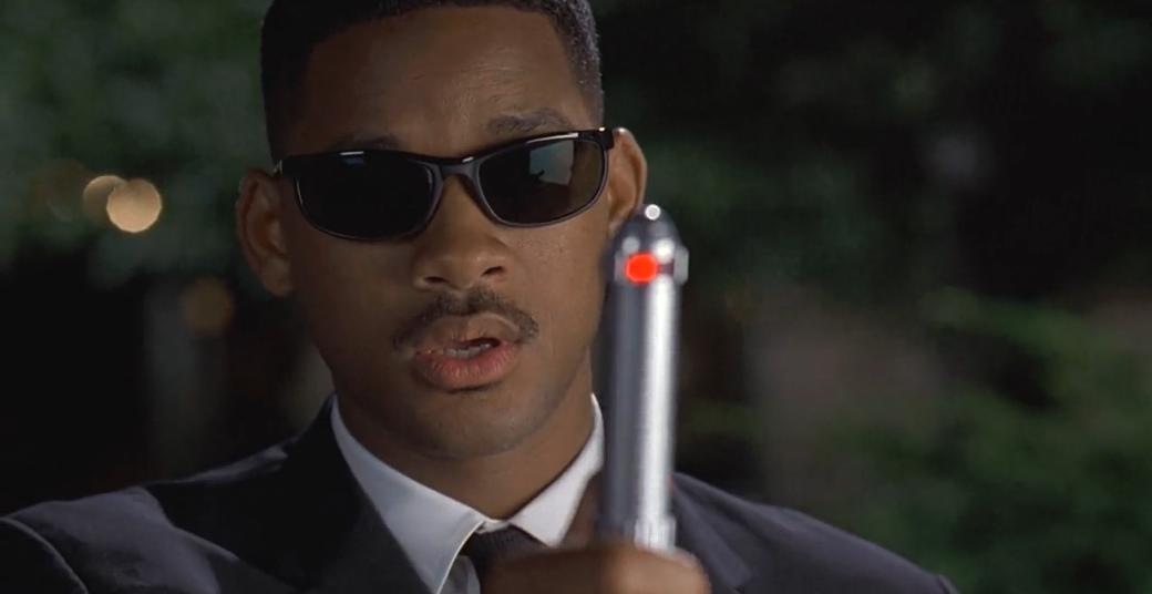 13fe4fe17e Will Smith In Men In Black Mens Sunglasses