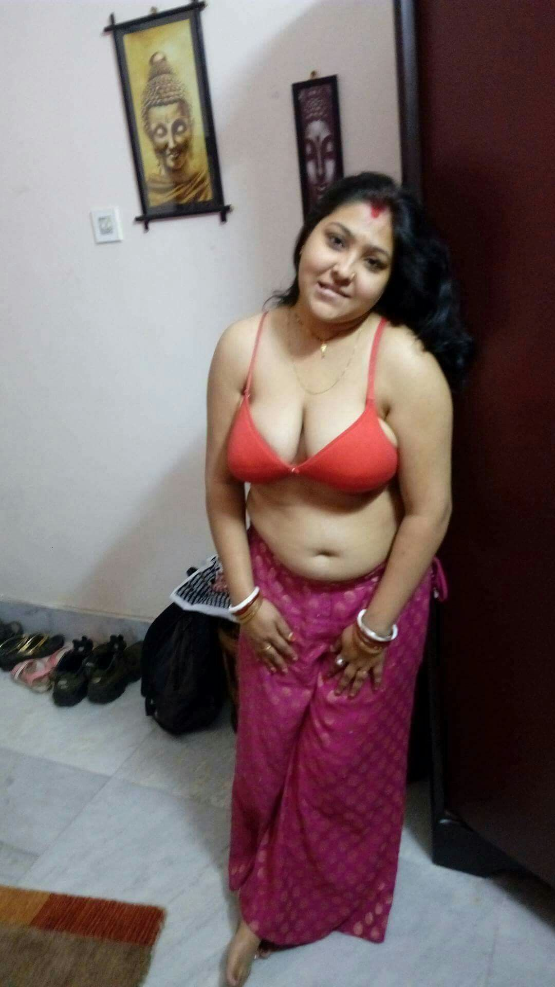 Indian college girl strips