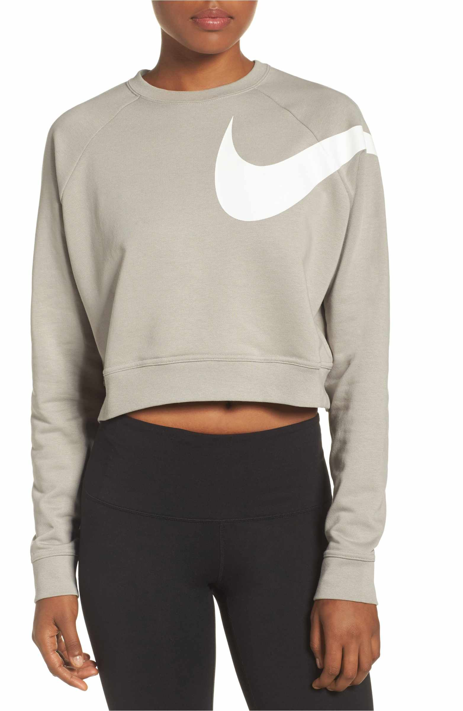 94be18b94dcd8 Nordstrom Nike Dry Versa Training Crop Top