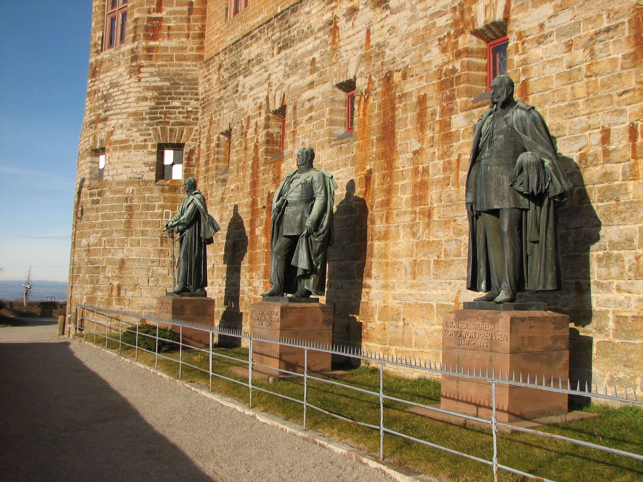 Burg Hohenzollern Hohenzollern Castle Castle Germany