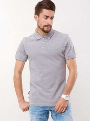 5ab91aaa49b1 VOI JEANS Buttoned-up Polo Shirt buy form koovs.com | t shirts for ...