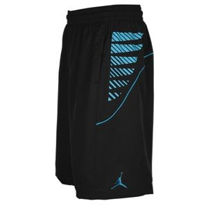 8db21944bbb42f Jordan Colors Of Flight Short - Men s - Basketball - Clothing - Black Varsity  Red