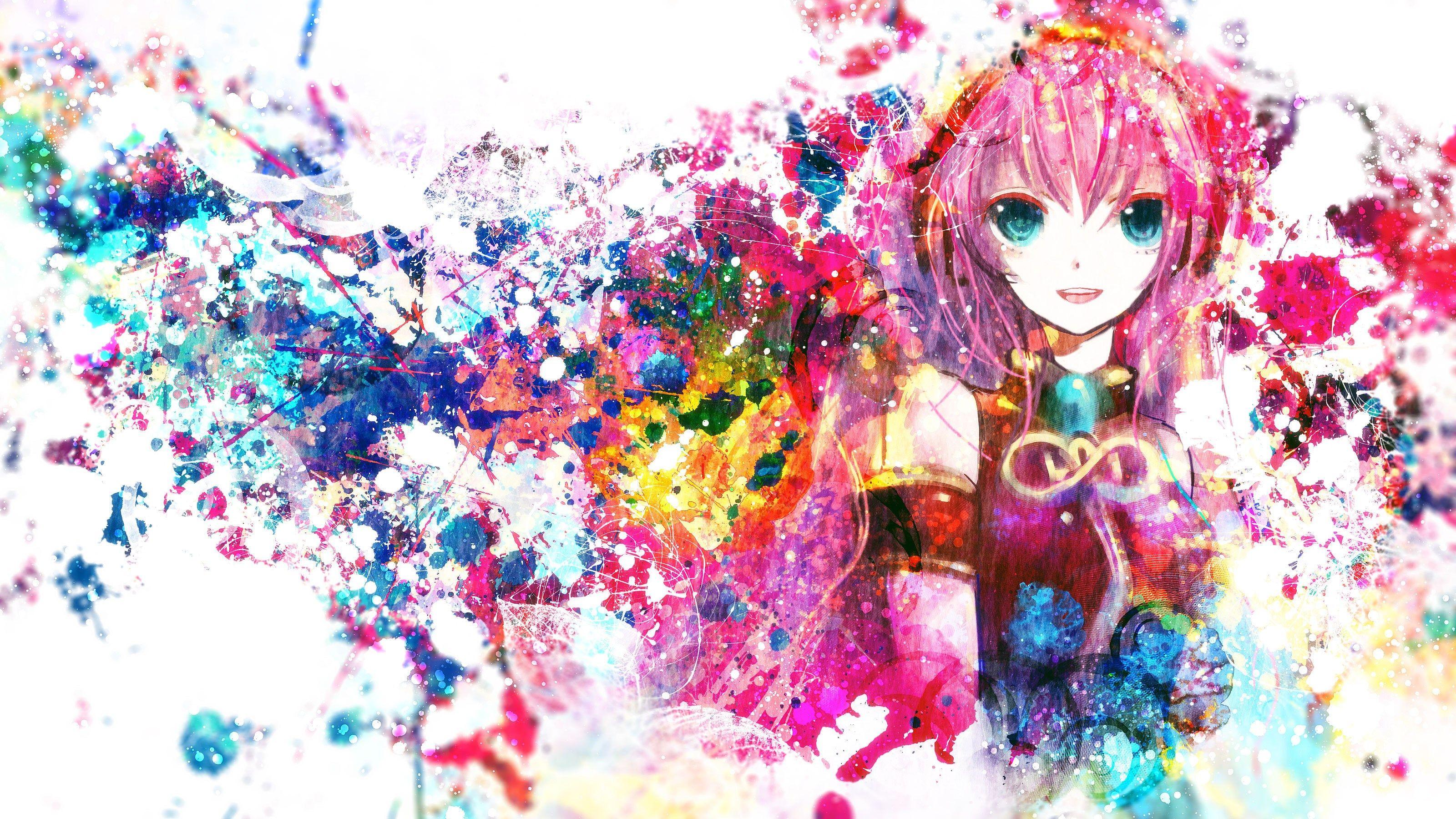 3200x1800 Wallpaper For Desktop Vocaloid Anime Wallpaper Anime