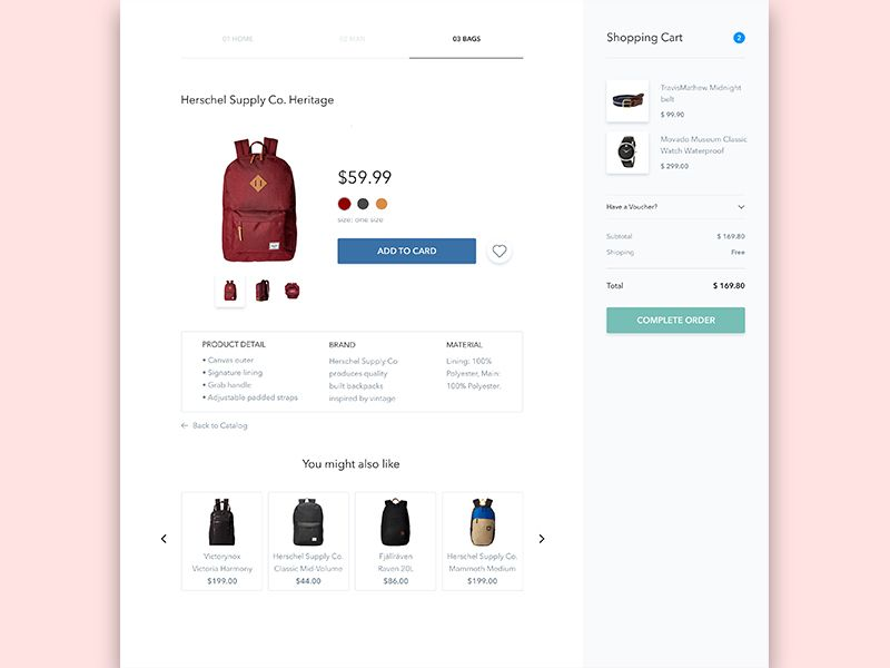 Add To Shopping Cart Page Shopping Cart Web Design Website Design