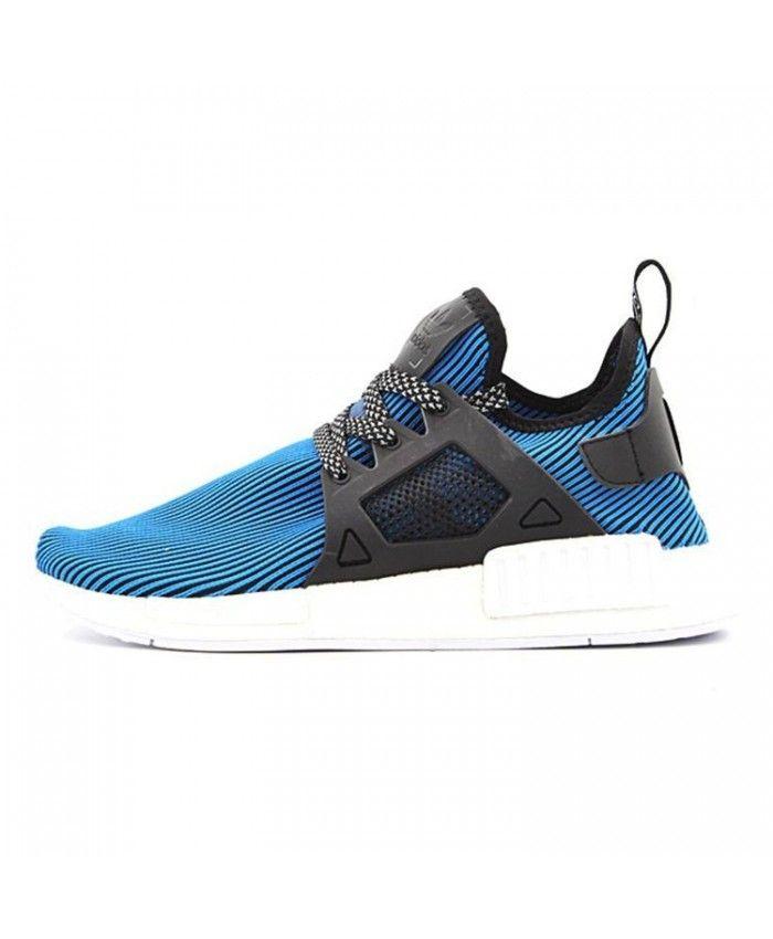 adidas NMD XR1 Primeknit Grey Olive Cargo SneakerFiles NMD XR1
