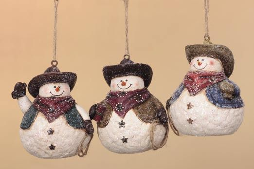 Western Christmas Ornaments, Western Holiday Decor, Western Christmas,Cowboy  Christmas - Western Christmas Ornaments, Western Holiday Decor, Western