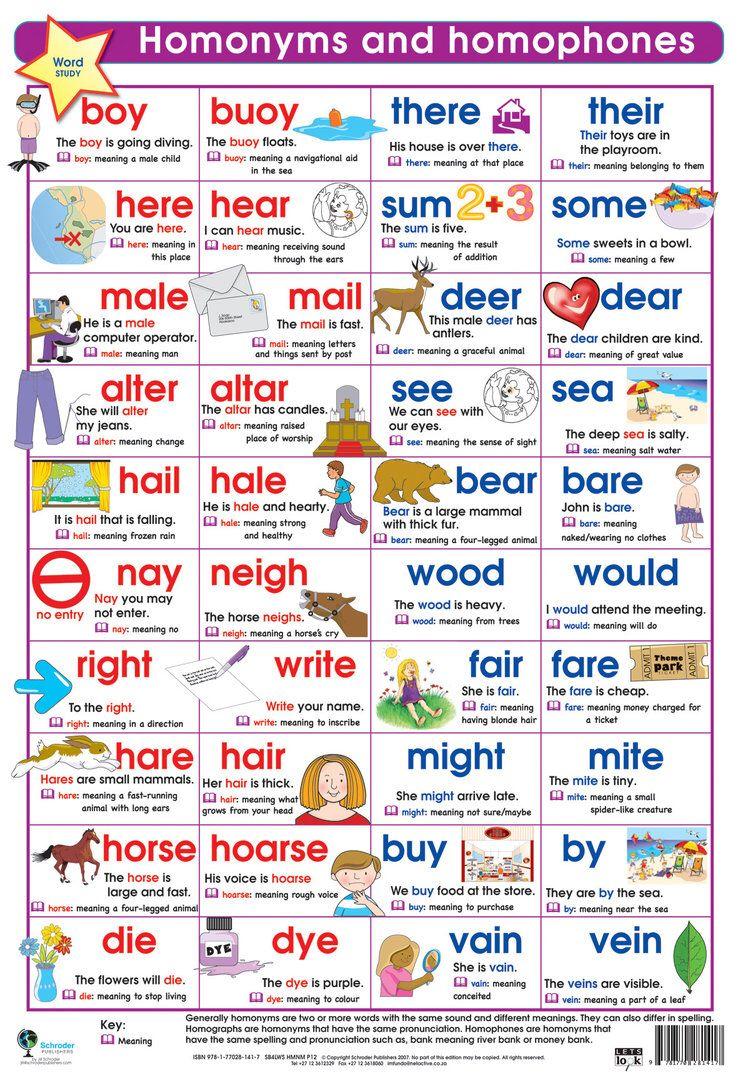 homonyms and homophones english pinterest grammar worksheets english grammar and worksheets. Black Bedroom Furniture Sets. Home Design Ideas