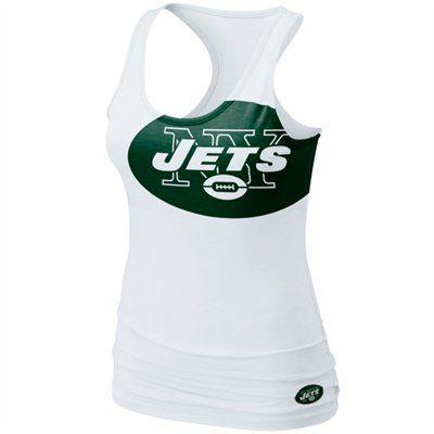 Nike NFL New York Jets Women's Tank Top