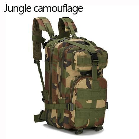 068008e16e08 Military Tactical Assault Pack Backpack Army Molle Waterproof Bug Out Bag  Small Rucksack For