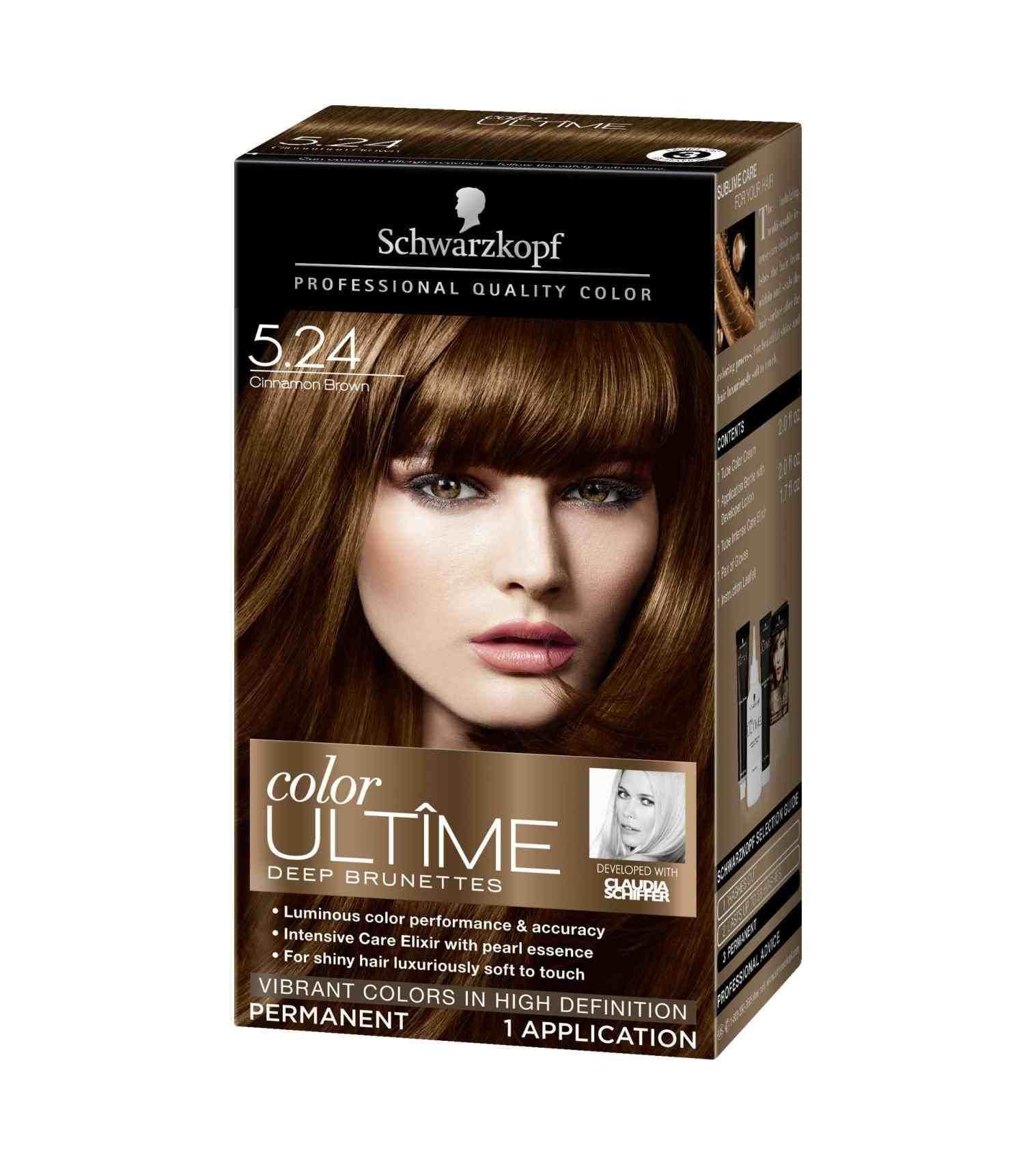 Cinnamon Brown Hair Color Loreal With Images Hair Color Cream