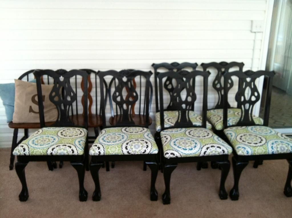 Chairs AFTER!