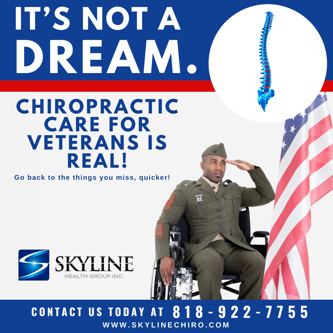 Chiropractic Care Is Covered Under The New Veterans Choice Program