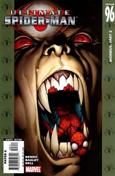 Ultimate Spider-Man #96 - Morbius: Part 2