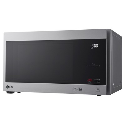 Lg 0 9 Cu Ft Countertop Microwave Smart Inverter Stainless