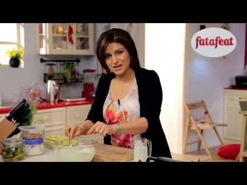 طريقة عمل سلطة بطاطس بيتزا هت سلطة البطاطس بالمايونيز والزبادي How To Make Potato Salad Youtube Fatafeat