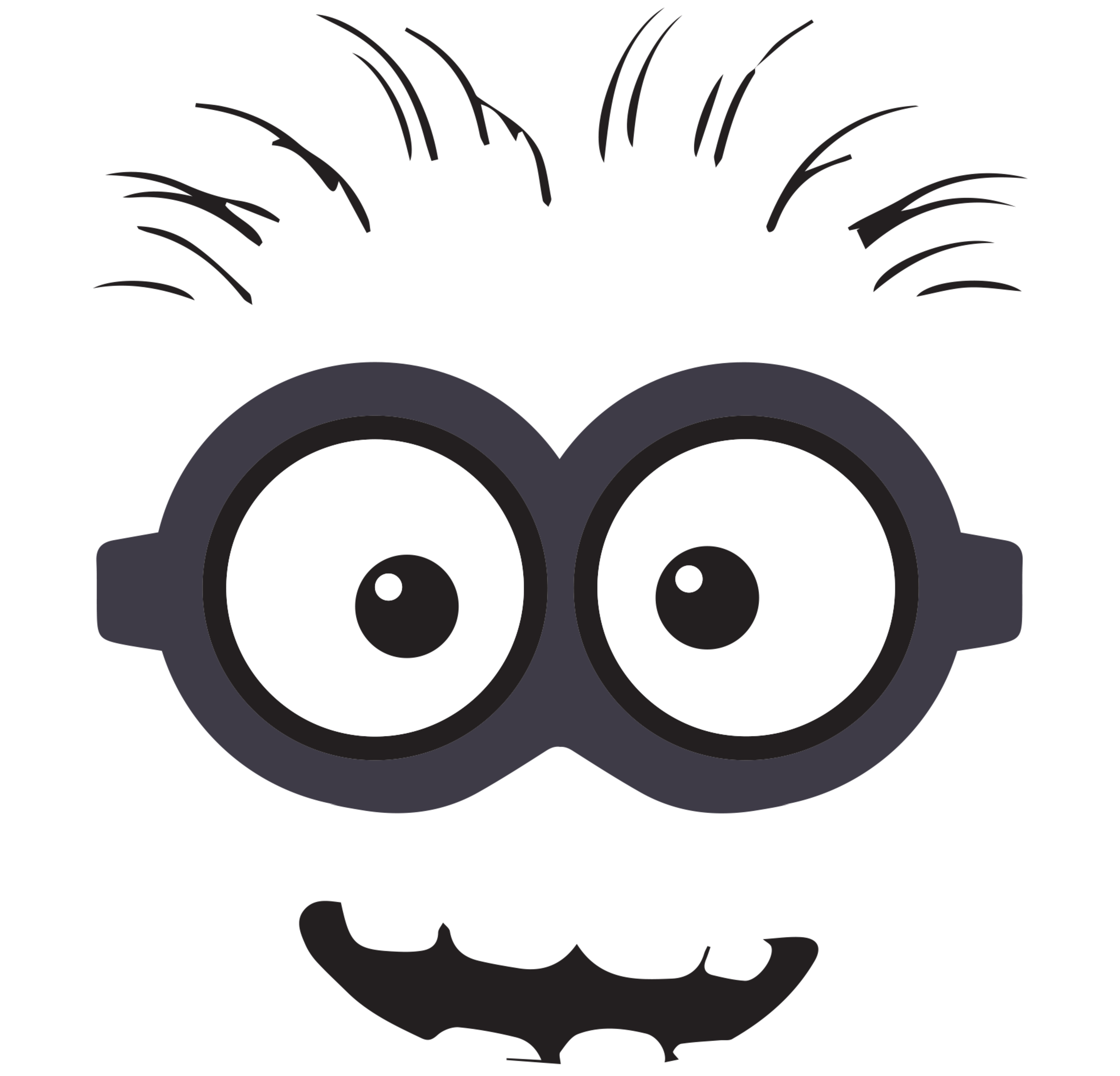 minion clip art free Back > Gallery For > Despicable Me