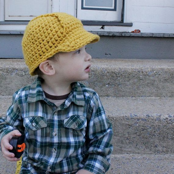 Hard Hat Helmet Crochet Pattern Permission To Sell Finished
