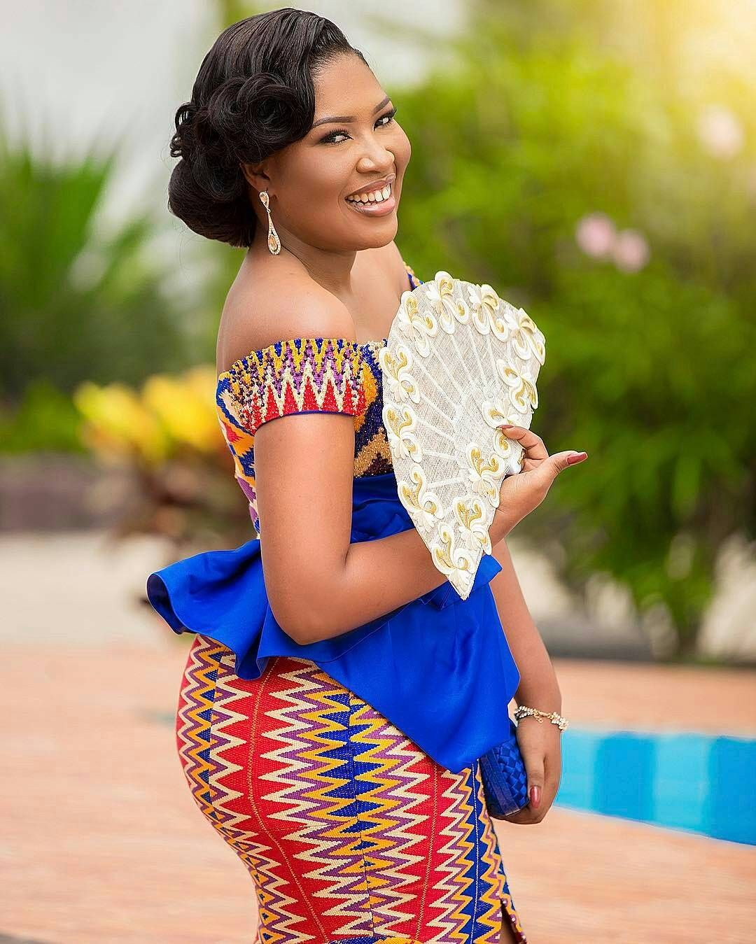 Wedding Hairstyles Ghana: 1,705 Likes, 4 Comments