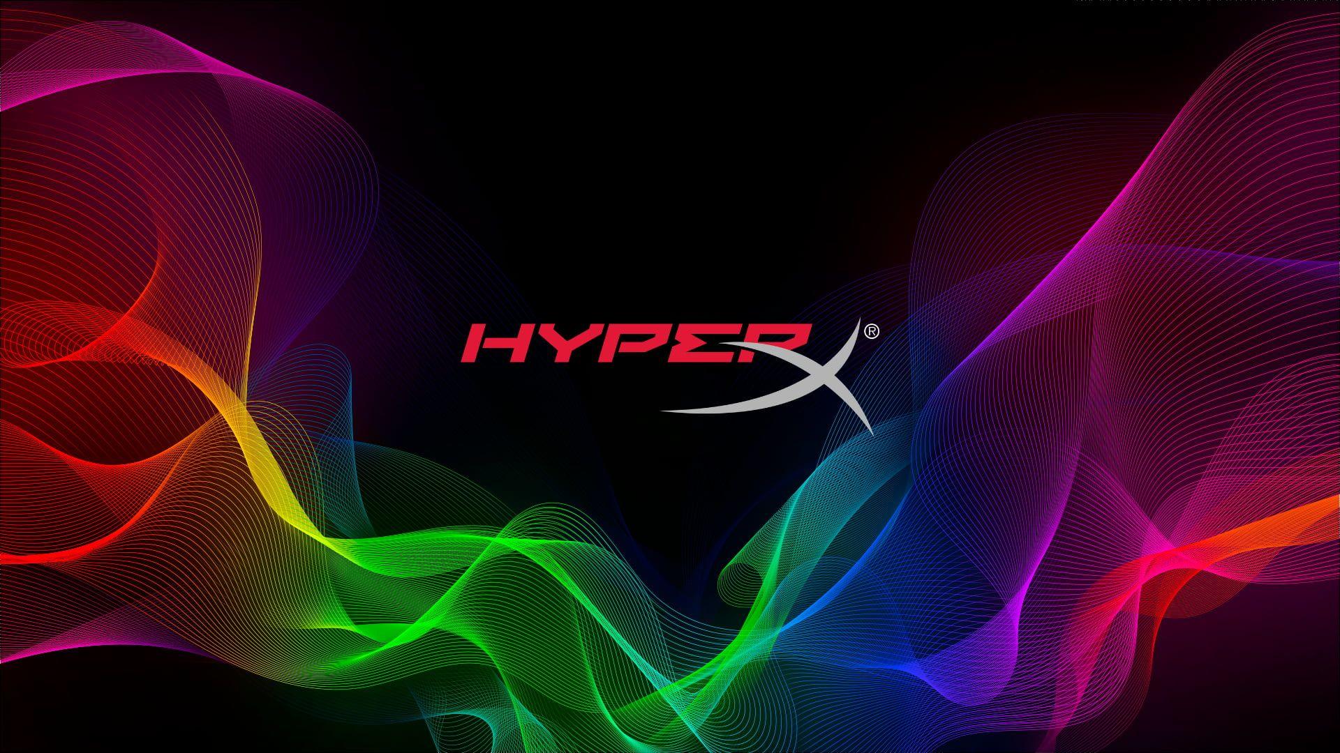 Razer Hyperx Corsair 1080p Wallpaper Hdwallpaper Desktop Hyperx Computer Logo Wallpaper