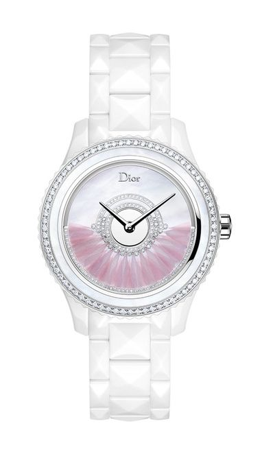 VIII Grand Bal feather watch by Dior