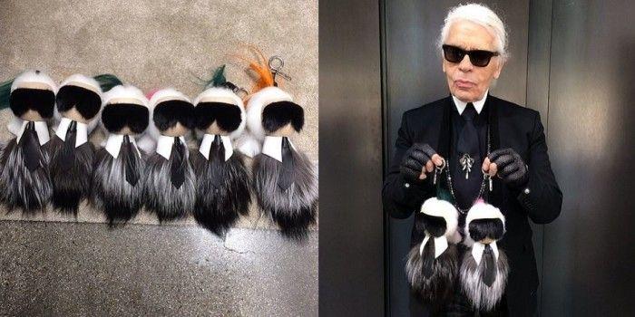 Karl Lagerfeld Gets His Own Fendi Buggie Named Bag Boy Karlito  7c213672efc70