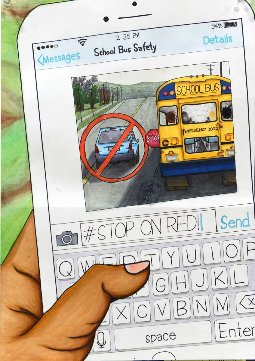 2017 National School Bus Safety Week Is Oct 16 20 And The Theme