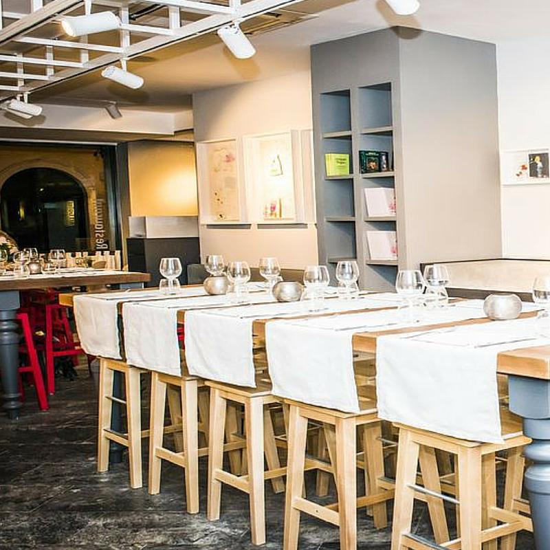 """Das Restaurant """"Il Margutta vegetarian food & art"""" in Rom begeistert mit vegetarischen & veganen Gerichten, Bio-Zutaten, hausgemachter Pasta und leckeren Desserts."""