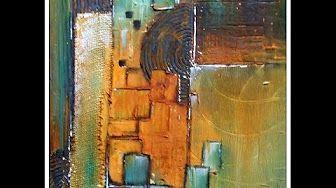 Kleine Collage mit Tapete Little collage with wallpaper - YouTube