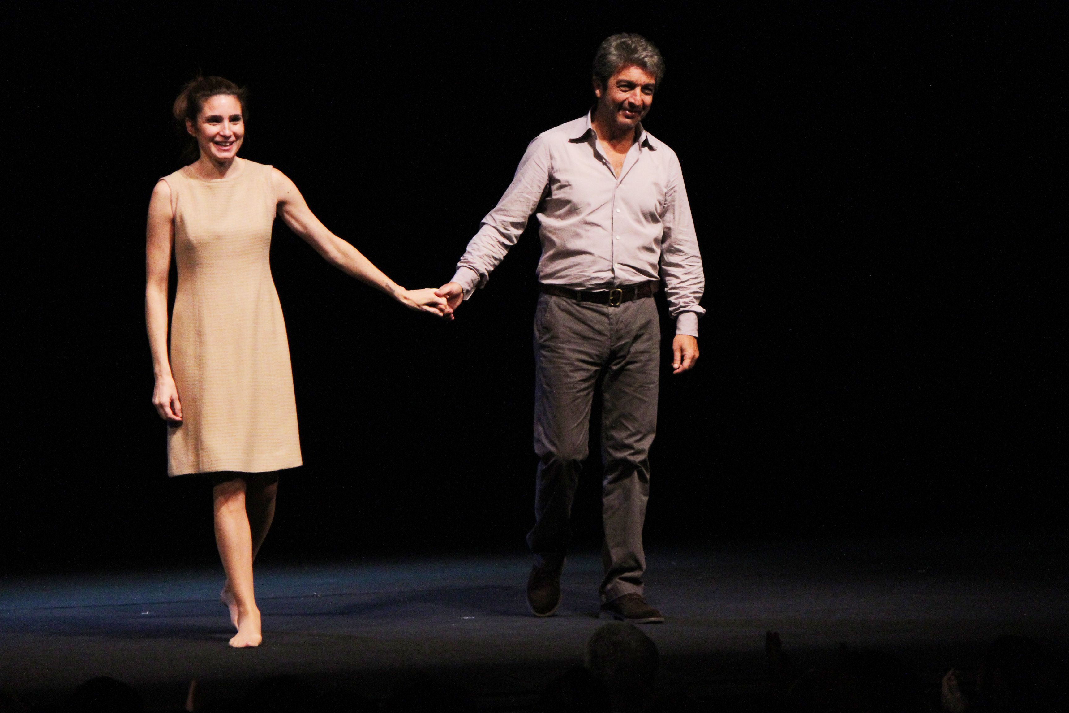 RICARDO DARIN – VALERIA BERTUCCELLI en el Teatro Maipo
