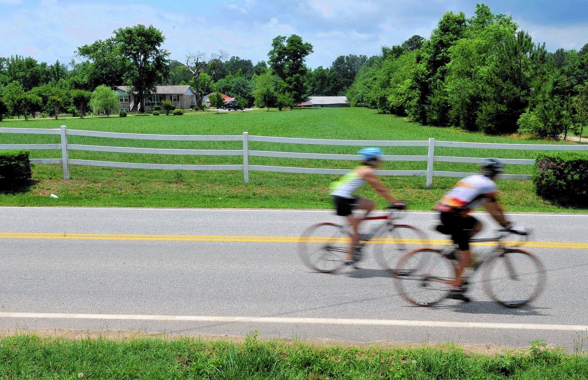 Virginia is for bicyclists — even world champions