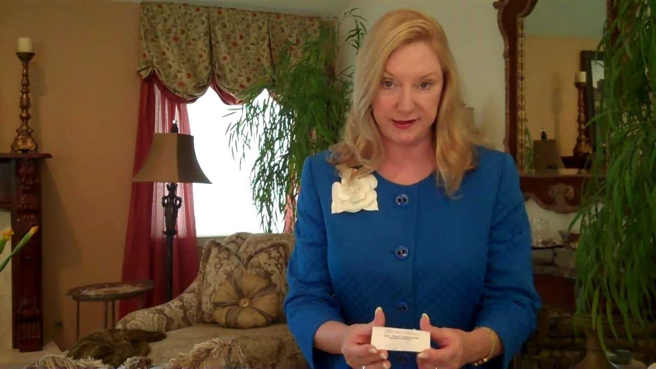 Business card exchange networking etiquette manners by