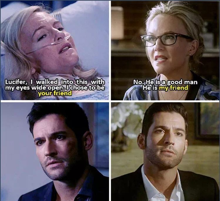 Image about lucifer morningstar in Lucifer. (tv show) by Nerdy as hell #luci